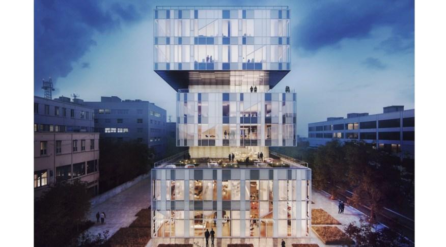 new CaoHeJing Guigu Creative Headquarters