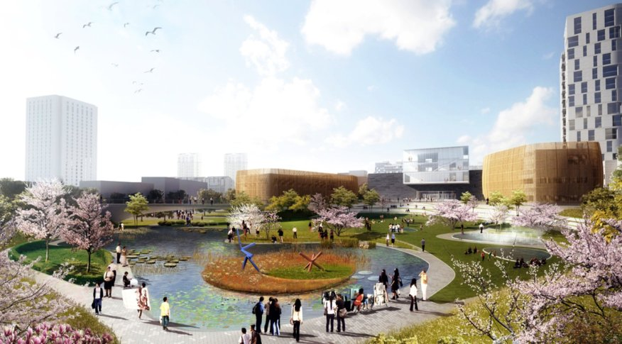 Tianjin Academy of Fine Arts Campus Expansion