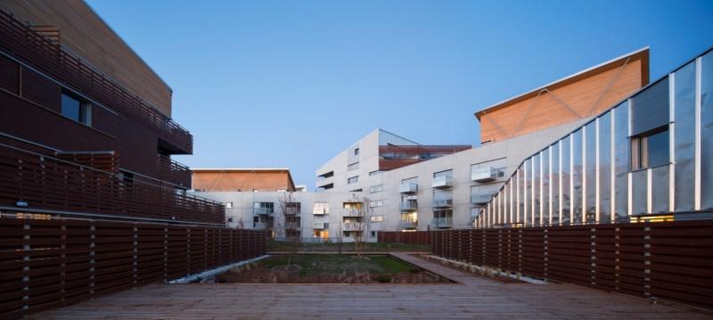housing in Bordeaux
