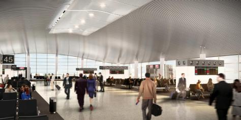 Virgin's Domestic Terminal