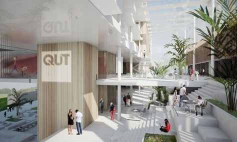 QUT Education Precinct