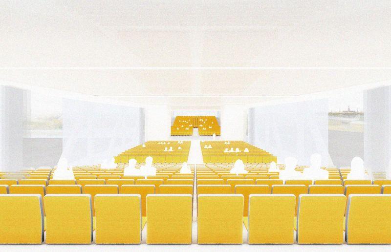 Kip Island Auditorium competition