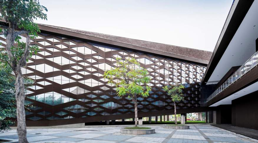 Xinglong Visitor Center