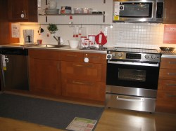 Small Of Built In Kitchenette