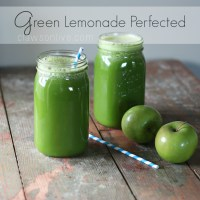 Green Lemonade Perfected