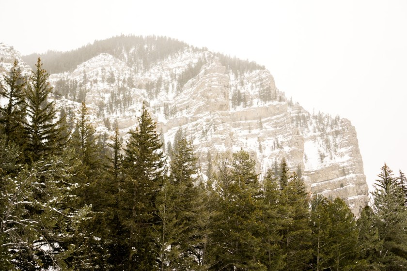 Jackson Hole Wyoming, Rustic Inn, Winter travels