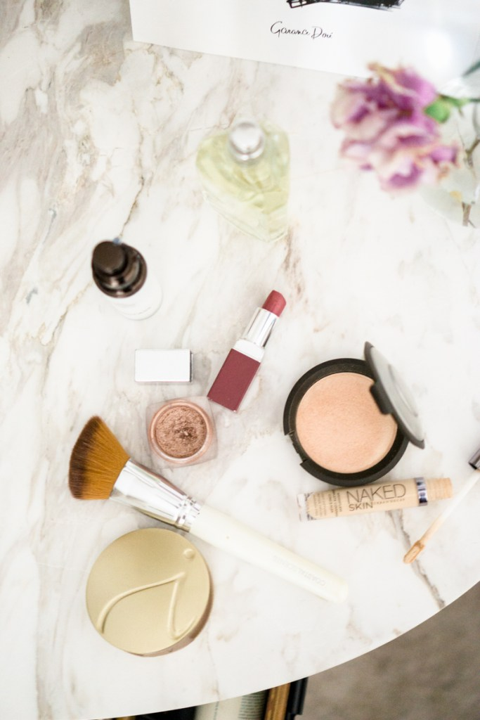 The Top Shelf Makeup Bits