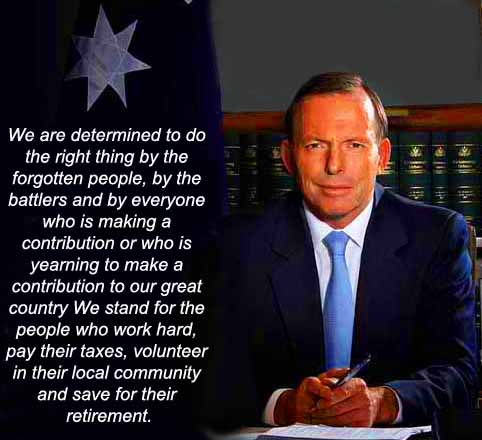 Tony Abbott Message to Australians 28 June 2014