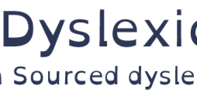 OpenDyslexic, A Free Dyslexia Font