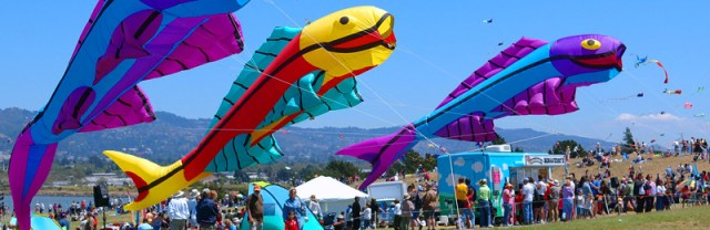 SF Weekend Events Berkeley Kite Festival