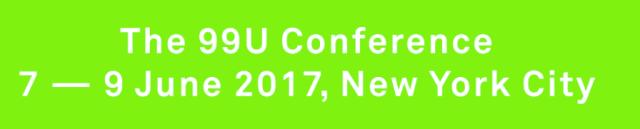 Top 15 Conferences 2017 99U