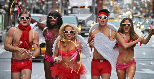 Cupid Undie Run - Weekend Lineup