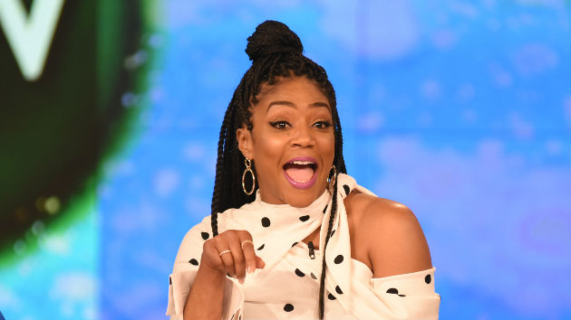 No more drama  Tiffany Haddish says she and Beyonc  are  cool  after     ABC Paula Lobo