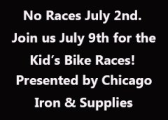 No Races July 2nd