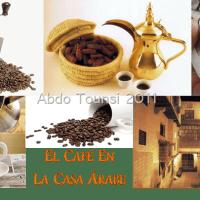 El café; un aroma en las casas árabes