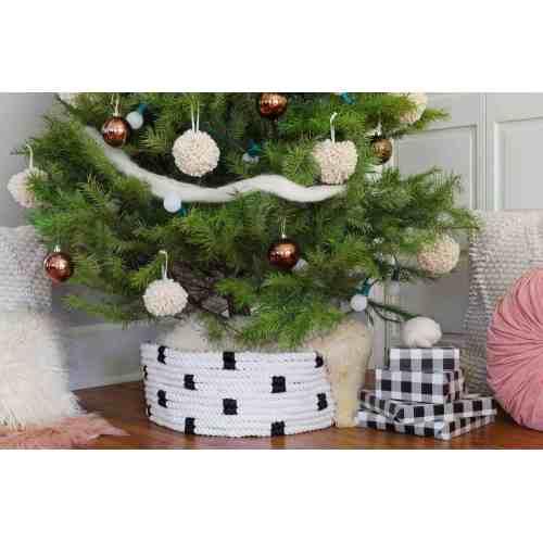 Medium Crop Of Christmas Tree Collar