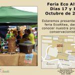 Convocatoria Feria Ecoaltea2015