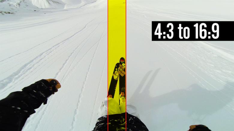 4:3 GoPro Footage Explained