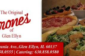 Yum! Barone's Tonight! Wed, 1/17 @ 4-10pm