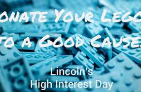 Legos Needed for High Interest Day!