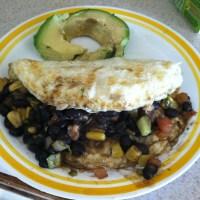 Burrito Bowl Omelet
