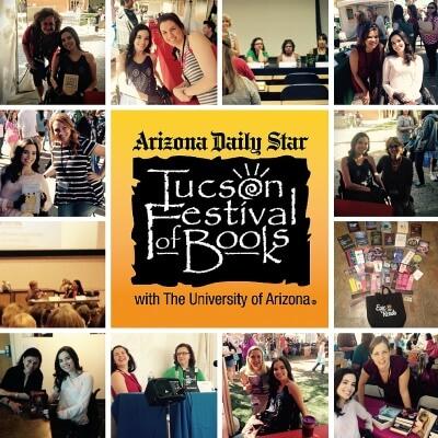 Tucson Festival of Books 2016
