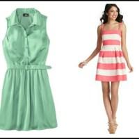 Easter/Spring dresses...