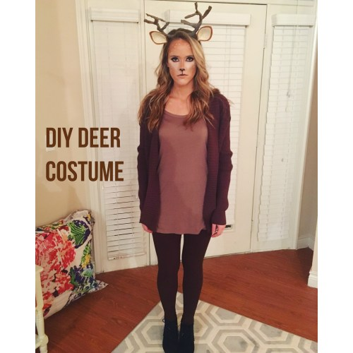 Medium Crop Of Deer Halloween Costume