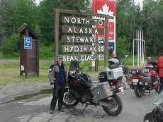 Kitwanga - Trip to Hyder, AK