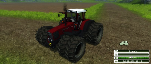 Fendt 824 Favorit v 3.0