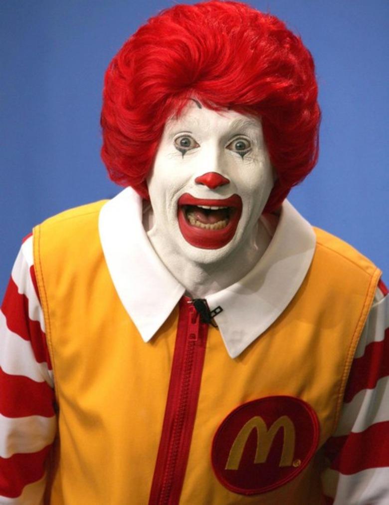 The Creepy Clown Craze Claims New Ronald Mcdonald Creepy Clown Craze Claims New Ronald Ohnoydidnt Japanese Ronald Mcdonald Advert Ronald Mcdonald Japanese Commercial Creepy nice food Japanese Ronald Mcdonald