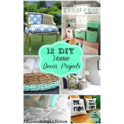 Small Crop Of Diy Home Decorating Projects