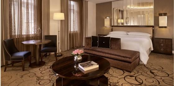 Art Deco Suite, Sheraton Grand London Park Lane