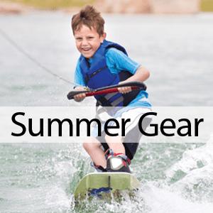 Summer Watersports Equipment