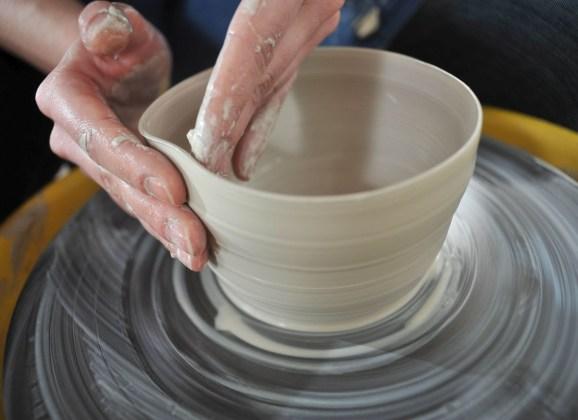 Ein Ort zum Abschalten: Die Sache mit der Keramik