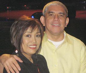 my husband and myself