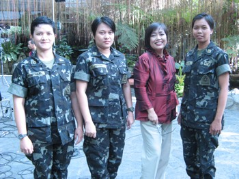 marines filipina