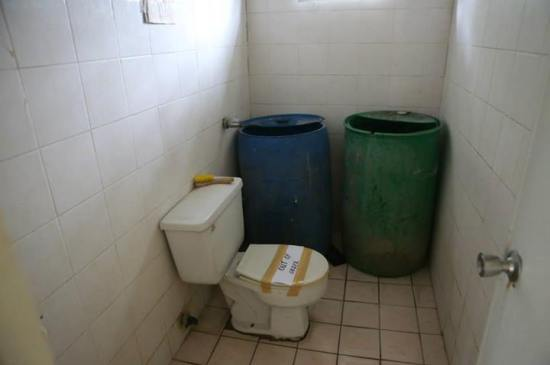 janet napoles bathroom
