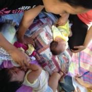 mothers at yolanda