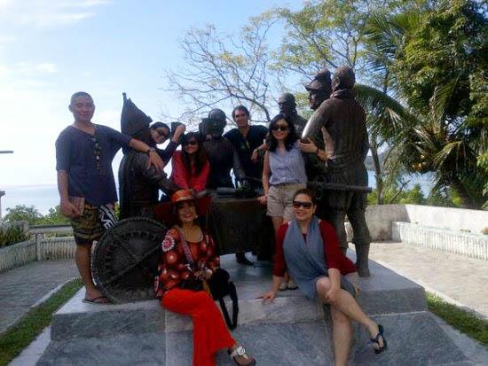 visit to bohol