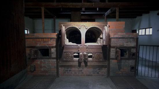 old crematorium in Dachau1