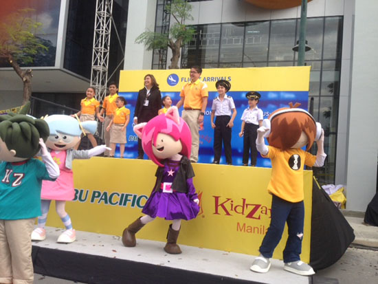 kidzania with cebu pacific