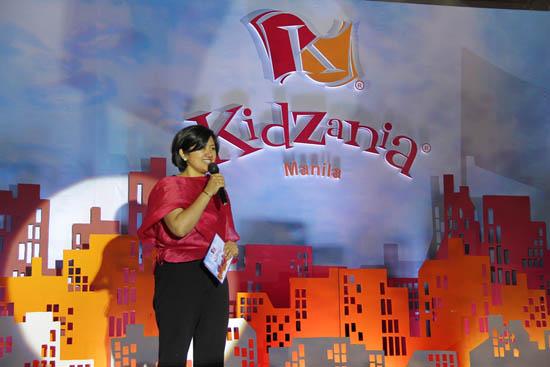 KidZania Manila Industry Partners Director Cecille L. Mariño