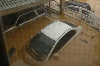 cars damaged by Ondoy