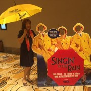 singing in the rain play