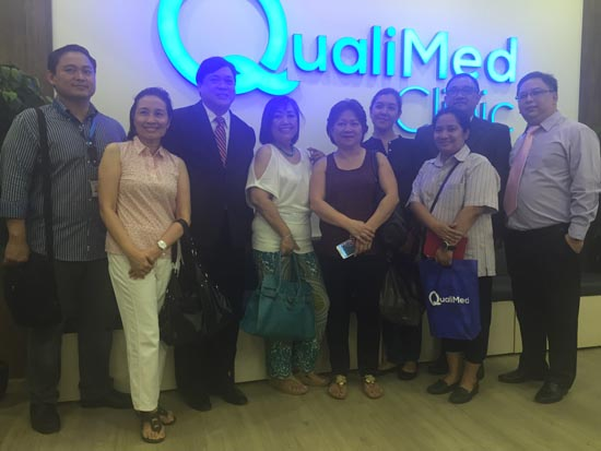 bloggers at qualimed