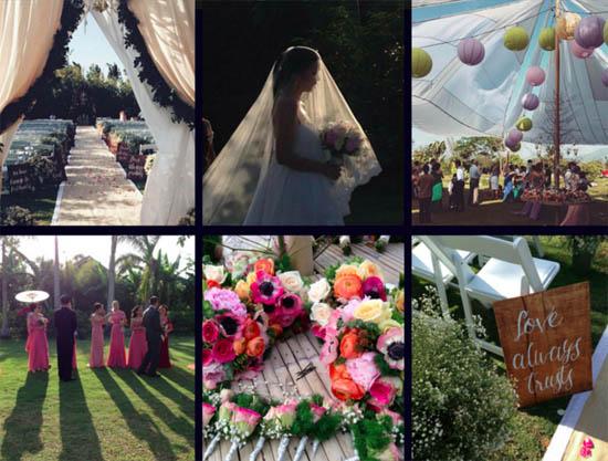 Lotus Pod wedding destination