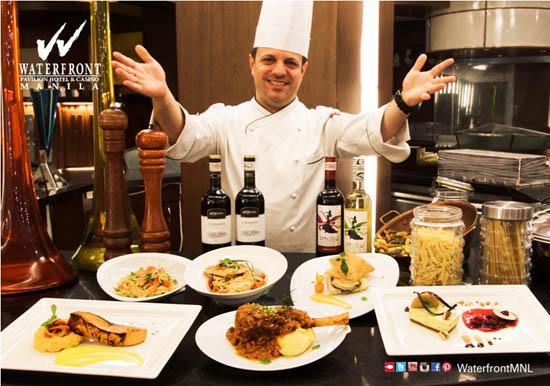MPH Executive Chef Giovanni Sias