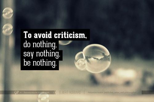 criticisms-quote
