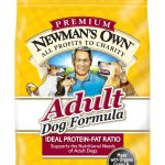 Newmans dog food